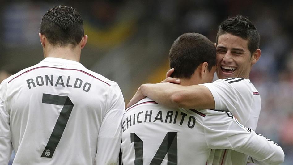 Real Madrid 1 - 0 Atletico Madrid (Cúp C1 Champions League 2014-2015, vòng Quarter Final)