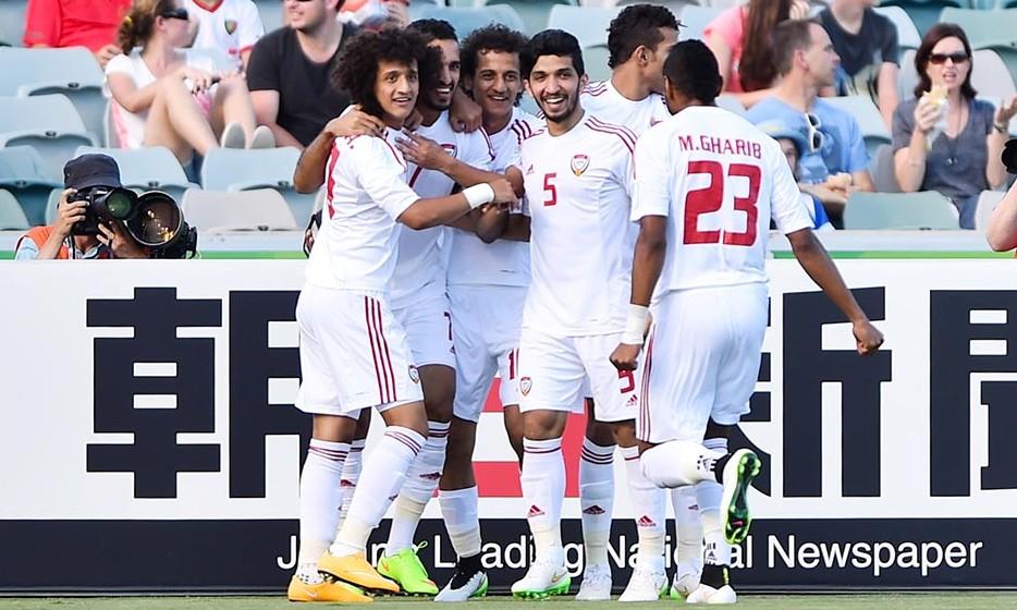 Nhật Bản 1 - 1 United Arab Emirates (Cúp Châu Á (Asian Cup) 2013-2015, vòng )