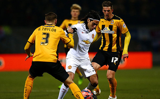 Cambridge United 0 - 0 Manchester United (Cúp FA 2014-2015, vòng )