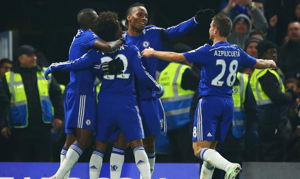 Chelsea 2 - 4 Bradford AFC (Cúp FA 2014-2015, vòng )