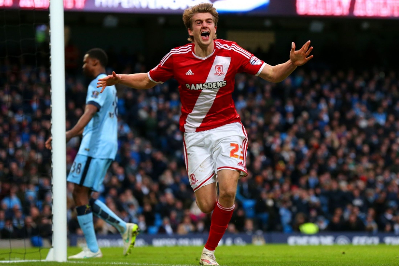 Manchester City 0 - 2 Middlesbrough (Cúp FA 2014-2015, vòng )