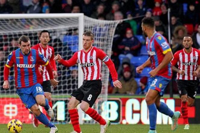 Southampton 2 - 3 Crystal Palace (Cúp FA 2014-2015, vòng )