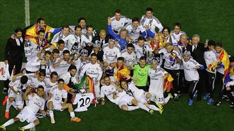 Real Madrid 2 - 1 Barcelona (Cup Nhà Vua Tây Ban Nha 2013-2014, vòng chung kết)