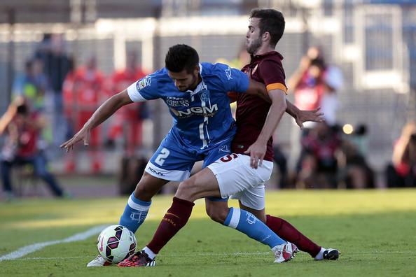 AS Roma 1 - 1 Empoli (Cúp quốc gia Italia 2014-2015, vòng )