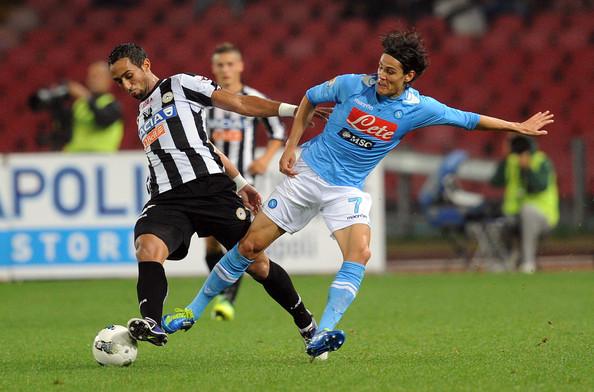 Napoli 1 - 1 Udinese (Cúp quốc gia Italia 2014-2015, vòng )