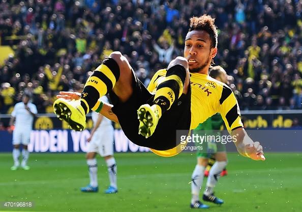 Borussia Dortmund 3 - 0 SC Paderborn 07 (Đức 2014-2015, vòng 29)