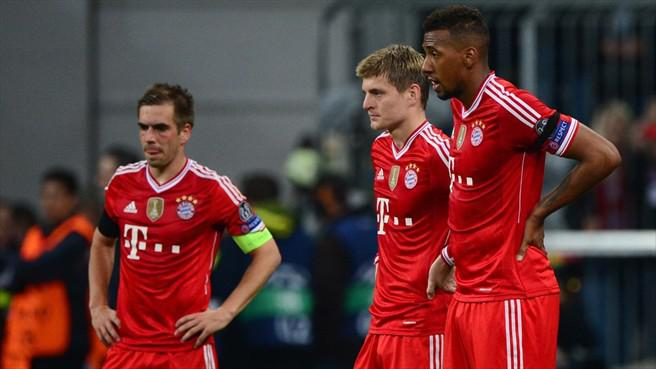 Hamburger 0 - 0 Bayern Munich (Đức 2014-2015, vòng 4)