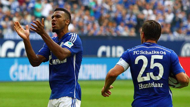 Schalke 04 2 - 1 Borussia Dortmund (Đức 2014-2015, vòng 6)