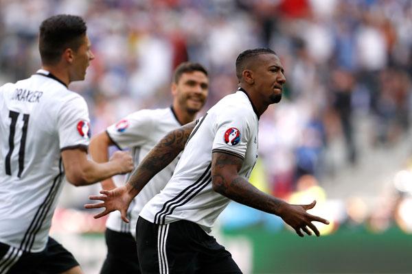 Đức 3 - 0 Slovakia (Euro 2016, vòng )