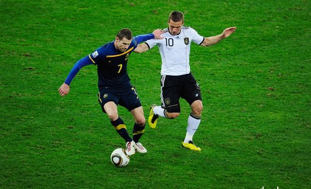 Đức 2 - 2 Australia (Giao Hữu 2014, vòng tháng 3)