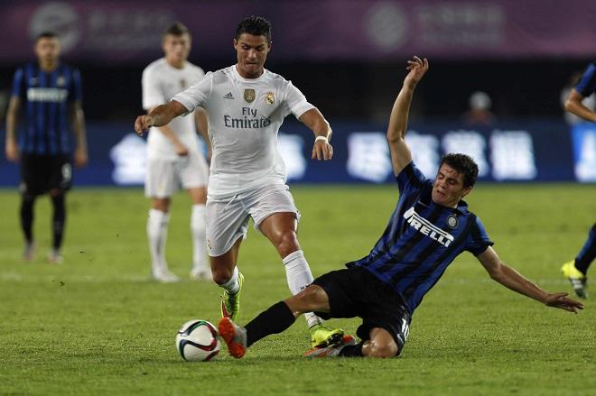 Inter Milan 0 - 3 Real Madrid (International Champions Cup 2014, vòng )