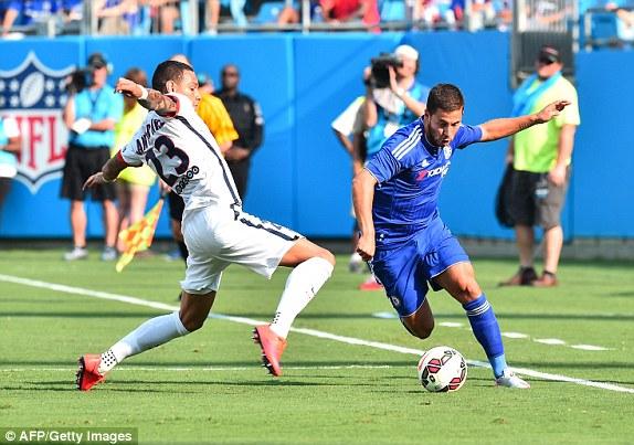 Paris Saint Germain 1 - 1 Chelsea (International Champions Cup 2014, vòng )