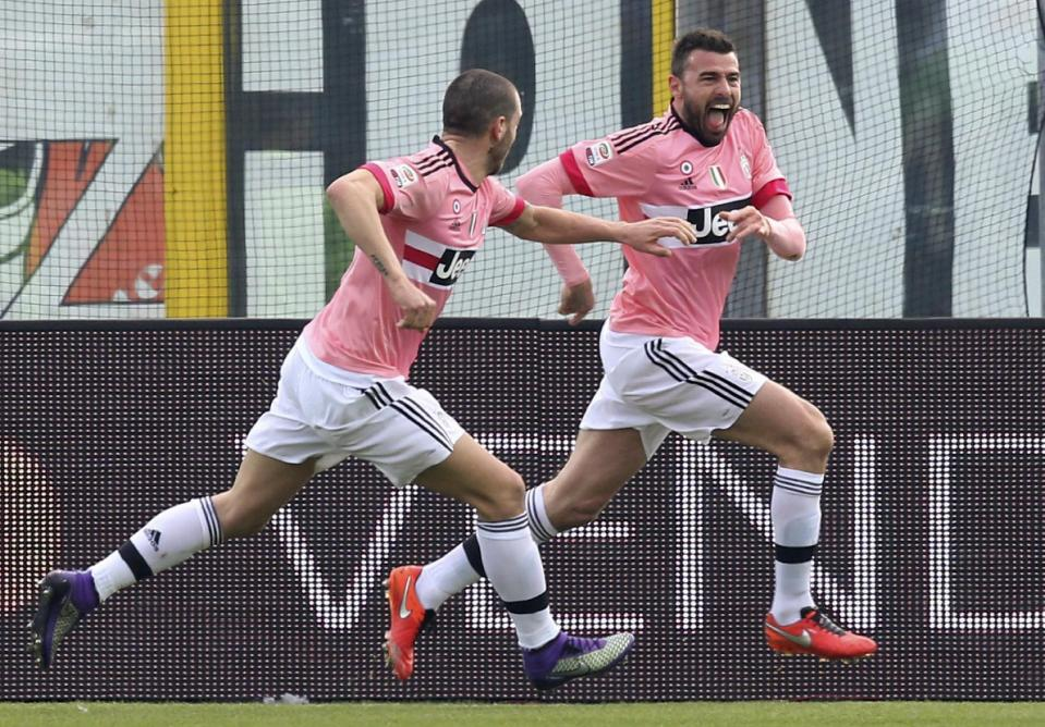 Atalanta 0 - 2 Juventus (Italia 2015-2016, vòng 28)