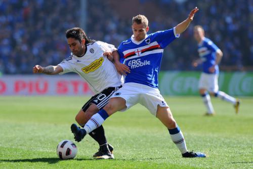 Cesena 1 - 1 Sampdoria (Italia 2014-2015, vòng 12)