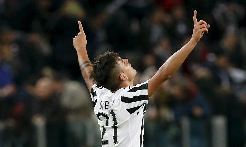 Juventus 1 - 0 AC Milan (Italia 2015-2016, vòng 13)
