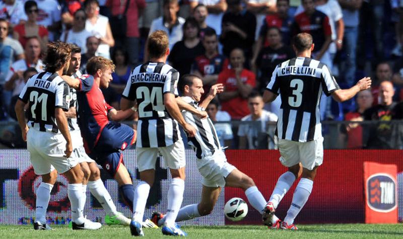 Juventus 1 - 0 Genoa (Italia 2014-2015, vòng 28)