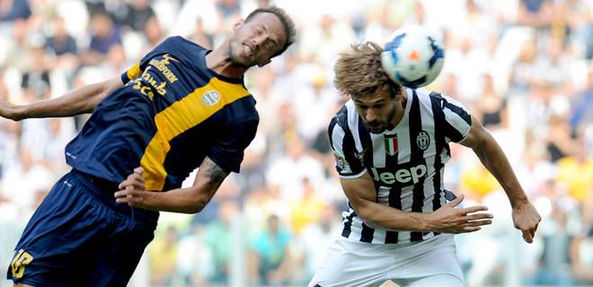 Juventus 4 - 0 Hellas Verona (Italia 2014-2015, vòng )