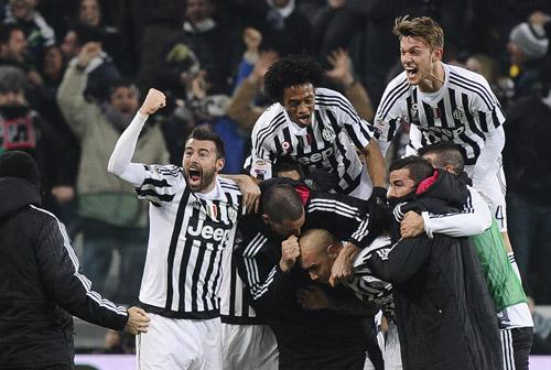 Juventus 1 - 0 Napoli (Italia 2015-2016, vòng 25)