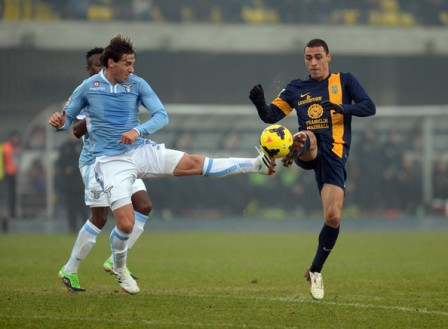 Lazio 2 - 0 Hellas Verona (Italia 2014-2015, vòng 28)