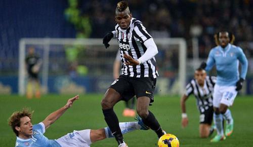 Lazio 0 - 3 Juventus (Italia 2014-2015, vòng 12)