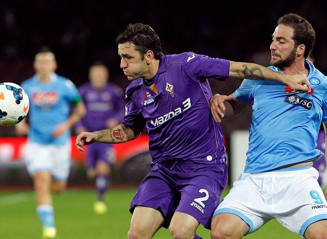 Napoli 3 - 0 Fiorentina (Italia 2014-2015, vòng 30)