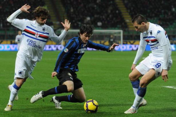 Sampdoria 1 - 0 Inter Milan (Italia 2014-2015, vòng 28)