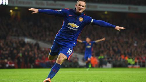 Arsenal 1 - 2 Manchester United (Ngoại Hạng Anh 2014-2015, vòng 12)