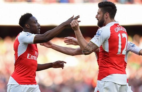 Arsenal 1 - 0 Norwich City (Ngoại Hạng Anh 2015-2016, vòng 36)