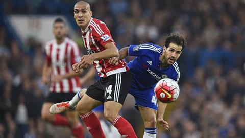 Chelsea 1 - 3 Southampton (Ngoại Hạng Anh 2015-2016, vòng 8)