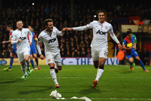 Crystal Palace 1 - 2 Manchester United (Ngoại Hạng Anh 2014-2015, vòng 36)