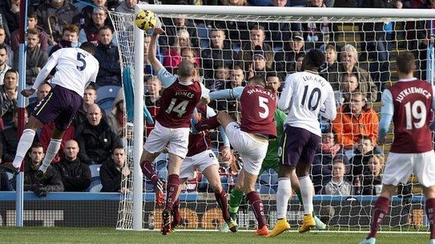 Everton 1 - 0 Burnley (Ngoại Hạng Anh 2014-2015, vòng 33)