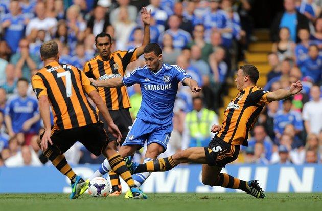 Hull City 2 - 3 Chelsea (Ngoại Hạng Anh 2014-2015, vòng 30)