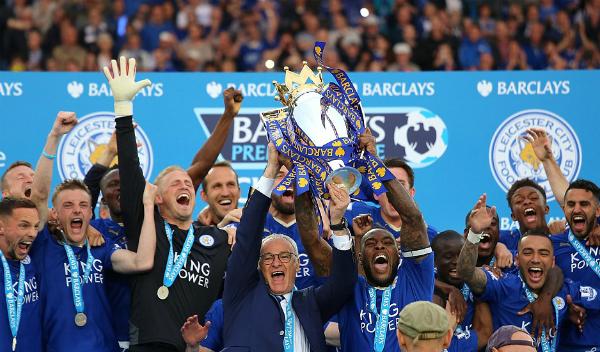 Leicester City 3 - 1 Everton (Ngoại Hạng Anh 2015-2016, vòng 37)
