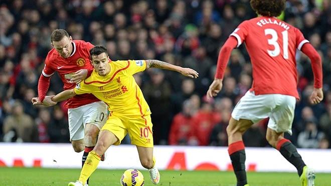 Liverpool 1 - 2 Manchester United (Ngoại Hạng Anh 2014-2015, vòng 30)