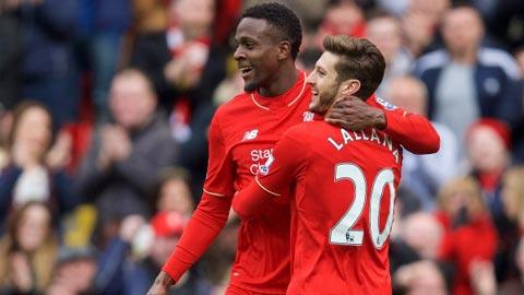 Liverpool 4 - 1 Stoke City (Ngoại Hạng Anh 2015-2016, vòng 33)
