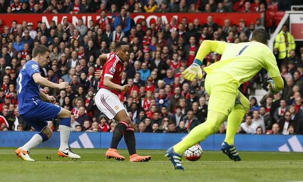 Manchester United 1 - 0 Everton (Ngoại Hạng Anh 2015-2016, vòng 32)