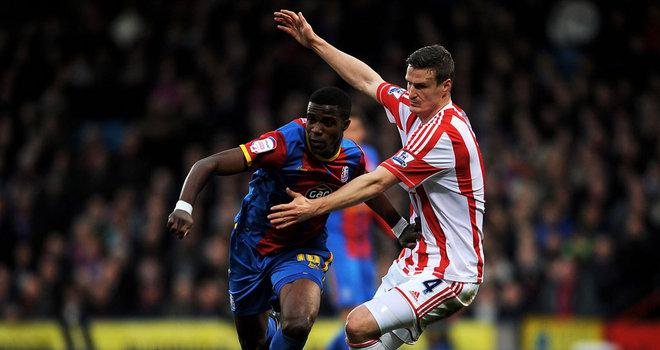 Stoke City 1 - 2 Crystal Palace (Ngoại Hạng Anh 2014-2015, vòng )