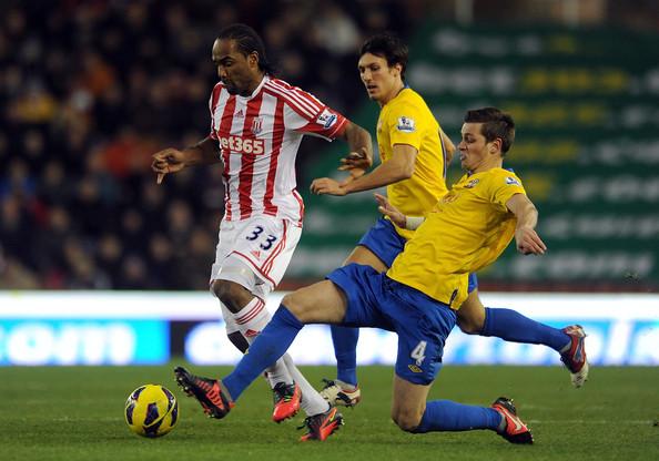 Stoke City 2 - 1 Southampton (Ngoại Hạng Anh 2014-2015, vòng 33)