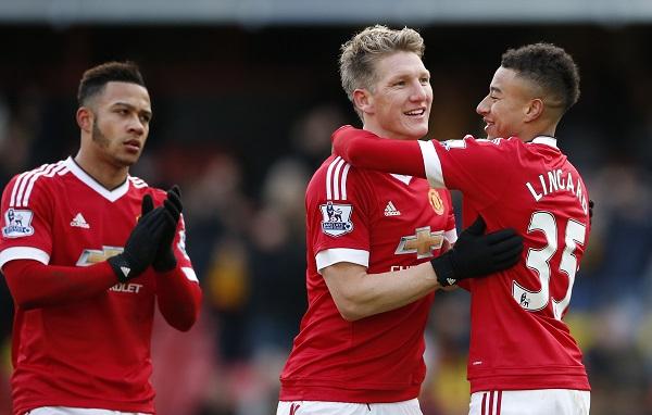 Watford 1 - 2 Manchester United (Ngoại Hạng Anh 2015-2016, vòng 13)