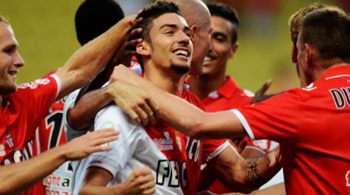 Bastia 1 - 3 Monaco (Pháp 2014-2015, vòng 11)