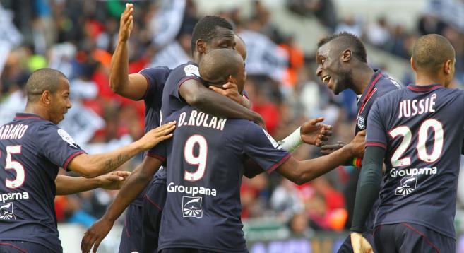 Bordeaux 4 - 1 Monaco (Pháp 2014-2015, vòng 2)