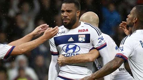 Lyon 1 - 0 Stade Reims (Pháp 2015-2016, vòng 9)