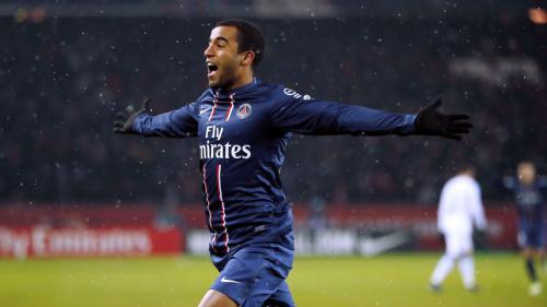 Paris Saint Germain 3 - 0 Bordeaux (Pháp 2014-2015, vòng 11)