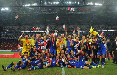 Thái Lan U23 3 - 0 Myanmar U23 (SEA Games 2015, vòng )