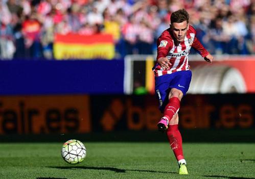 Atletico Madrid 1 - 0 Rayo Vallecano (Tây Ban Nha 2015-2016, vòng 36)