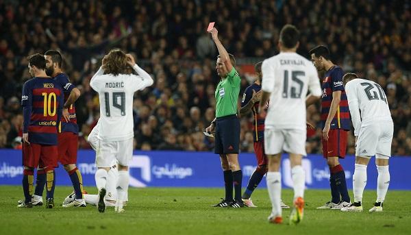 Barcelona 1 - 2 Real Madrid (Tây Ban Nha 2015-2016, vòng 31)