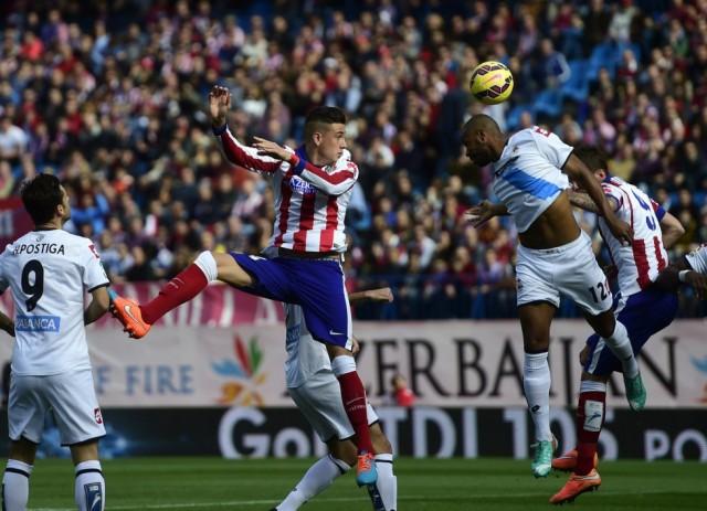 Deportivo La Coruna 1 - 2 Atletico Madrid (Tây Ban Nha 2014-2015, vòng 32)