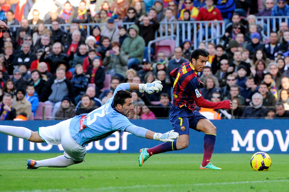 Elche 0 - 6 Barcelona (Tây Ban Nha 2014-2015, vòng )