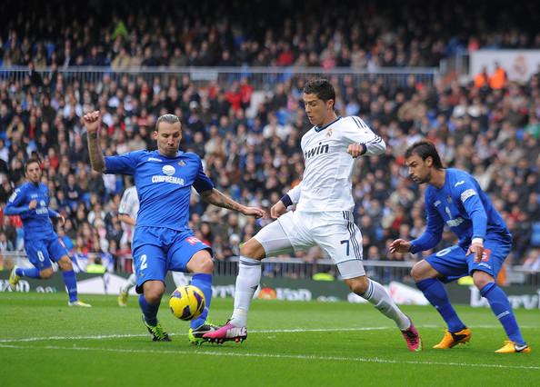 Getafe 0 - 3 Real Madrid (Tây Ban Nha 2014-2015, vòng )