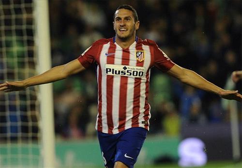 Real Betis 0 - 1 Atletico Madrid (Tây Ban Nha 2015-2016, vòng )
